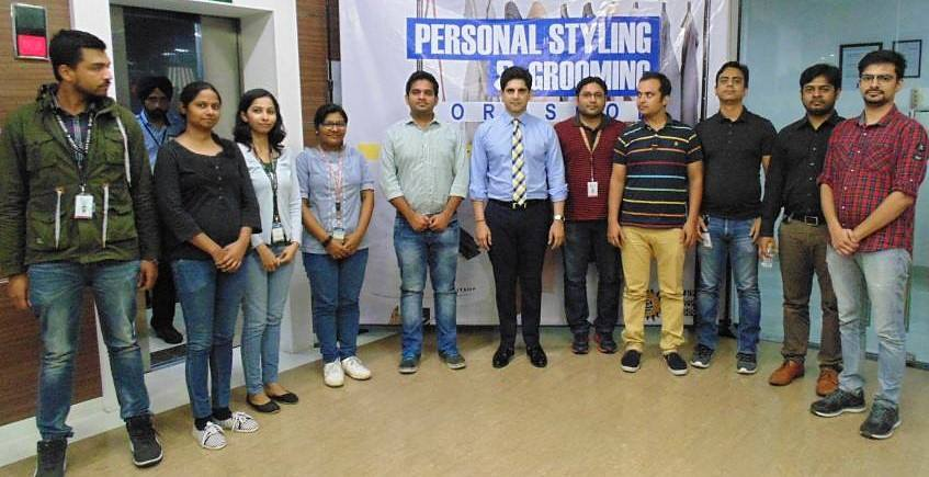 Personal Styling & Grooming Workshop - BNY Mellon